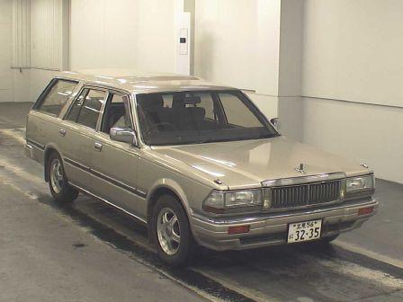 Nissan Cedric 1995 - отзыв владельца
