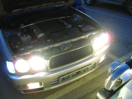 Nissan Cedric 1998 - отзыв владельца