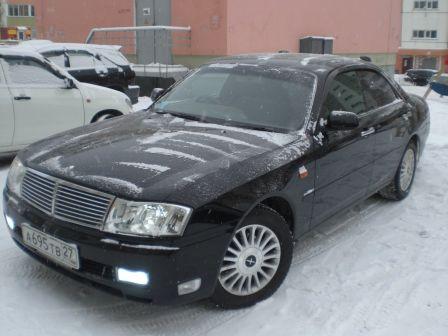Nissan Cedric 2001 - отзыв владельца