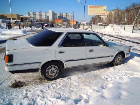 Nissan Cedric 1983 - отзыв владельца
