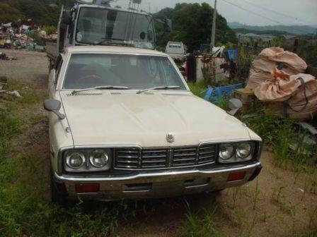 Nissan Cedric 1977 - отзыв владельца