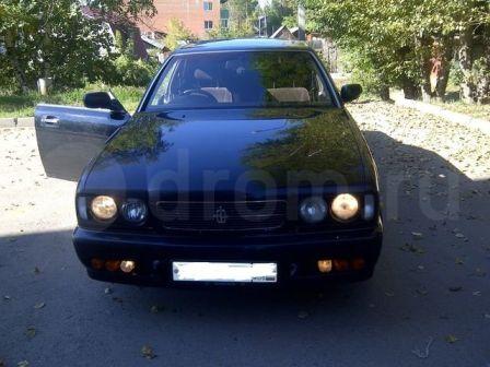 Nissan Cedric 1993 - отзыв владельца