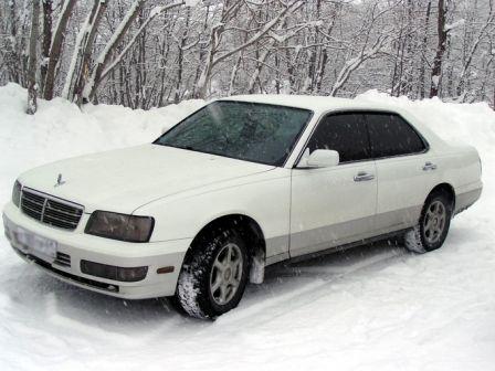 Nissan Cedric 1997 - отзыв владельца