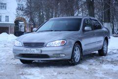 Nissan Cefiro, 2000