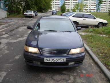 Nissan Cefiro, 1994