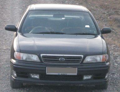 Nissan Cefiro 1994 отзыв автора | Дата публикации 29.05.2007.