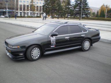 Nissan Cefiro 1988 отзыв автора | Дата публикации 09.11.2007.