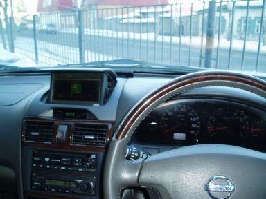 Nissan Cefiro, 2002