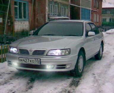 Nissan Cefiro 1995 отзыв автора | Дата публикации 28.02.2010.