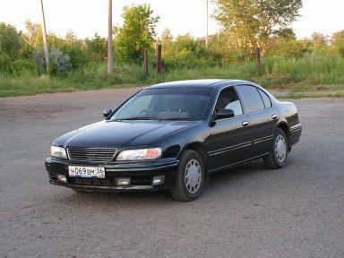 Nissan Cefiro 1994 отзыв автора | Дата публикации 13.06.2010.