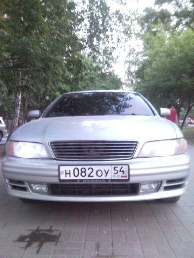 Nissan Cefiro, 1996