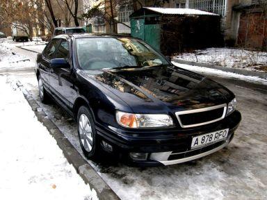 Nissan Cefiro 1995 отзыв автора | Дата публикации 08.01.2011.
