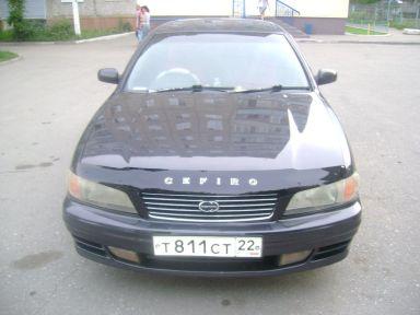 Nissan Cefiro 1995 отзыв автора | Дата публикации 23.08.2011.