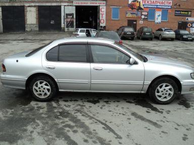 Nissan Cefiro 1995 отзыв автора | Дата публикации 09.09.2012.