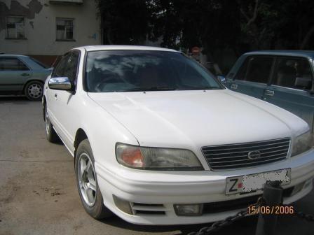 Nissan Cefiro 1995 - отзыв владельца