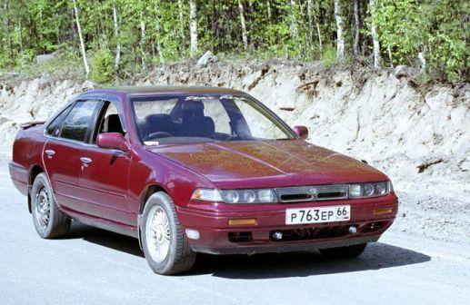 Nissan Cefiro 1989 - отзыв владельца