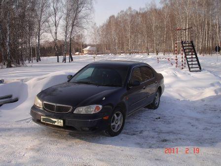 Nissan Cefiro 2002 - отзыв владельца