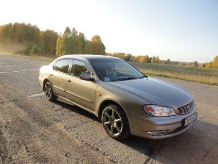 Nissan Cefiro 2000 - отзыв владельца