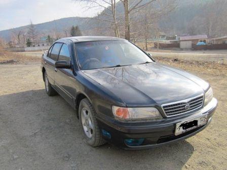 Nissan Cefiro 1994 - отзыв владельца