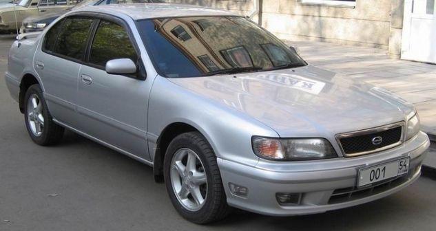 Nissan Cefiro 1998 - отзыв владельца