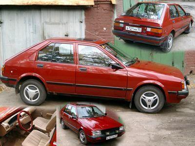 Nissan Cherry 1984 - отзыв владельца