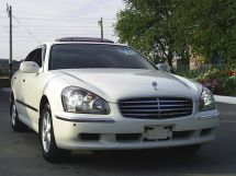 Nissan Cima, 2001
