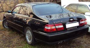 Nissan Cima, 1997
