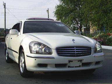 Nissan Cima 2001 отзыв автора | Дата публикации 30.08.2008.