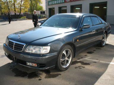 Nissan Cima 2000 отзыв автора | Дата публикации 05.03.2010.