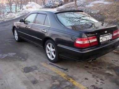 Nissan Cima 1997 отзыв автора | Дата публикации 05.01.2012.