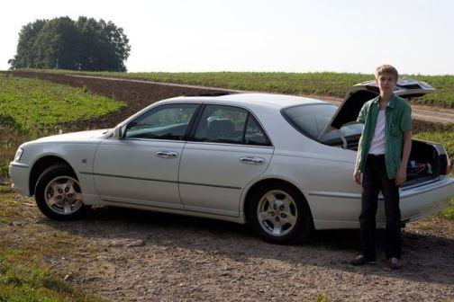 Nissan Cima 1997 - отзыв владельца