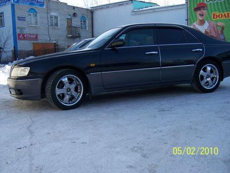 Nissan Cima 1999 - отзыв владельца