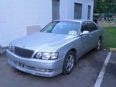 Nissan Cima 1998 - отзыв владельца