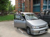 Nissan Cube 1998 отзыв владельца | Дата публикации: 15.10.2010