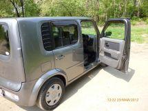 Nissan Cube, 2007