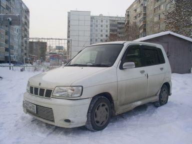 Nissan Cube 1999 отзыв автора | Дата публикации 28.11.2006.