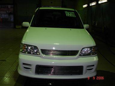 Nissan Cube 1999 отзыв автора | Дата публикации 26.12.2006.