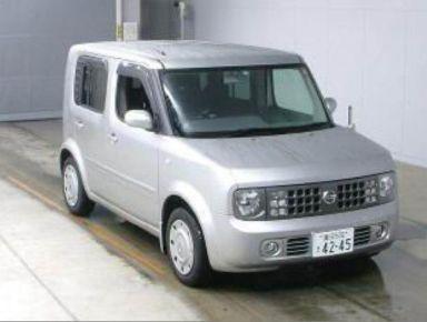 Nissan Cube 2004 отзыв автора | Дата публикации 15.04.2007.