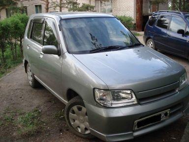 Nissan Cube 2001 отзыв автора | Дата публикации 11.06.2007.