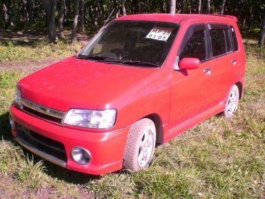 Nissan Cube 1998 отзыв автора | Дата публикации 14.12.2007.