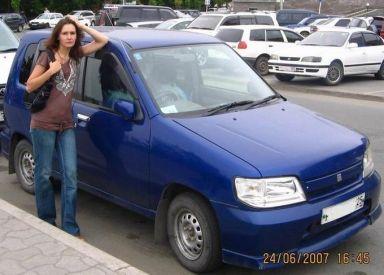 Nissan Cube 2001 отзыв автора | Дата публикации 13.01.2008.