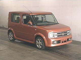 Nissan Cube 2003 отзыв автора | Дата публикации 26.01.2008.