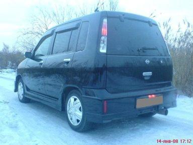 Nissan Cube 1998 отзыв автора | Дата публикации 18.02.2008.