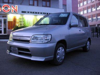 Nissan Cube 2001 отзыв автора | Дата публикации 19.02.2008.