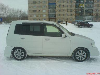 Nissan Cube, 2000
