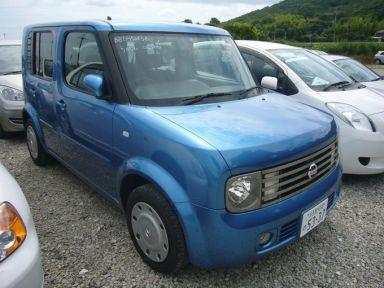 Nissan Cube 2004 отзыв автора | Дата публикации 23.09.2008.