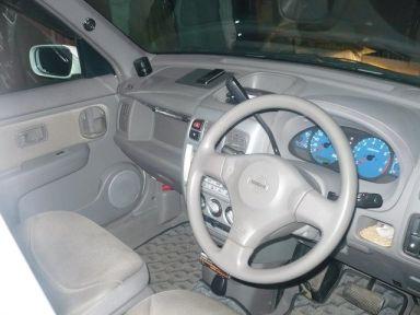 Nissan Cube 2001 отзыв автора | Дата публикации 23.10.2008.