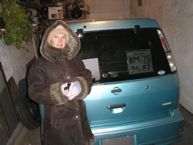 Nissan Cube 2001 отзыв автора | Дата публикации 28.01.2009.