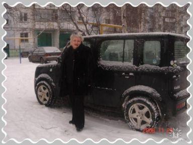 Nissan Cube 2004 отзыв автора | Дата публикации 11.06.2009.