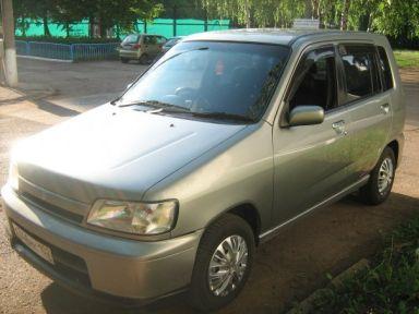 Nissan Cube 1998 отзыв автора | Дата публикации 28.06.2009.